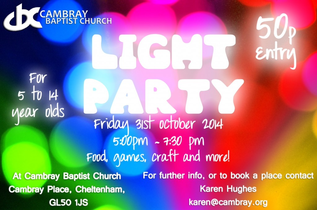 light party 2014