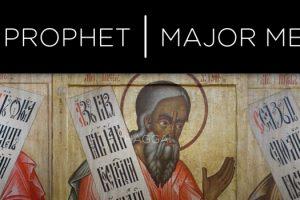 Minor prophets, major message